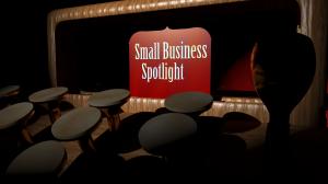 Small biz spotlight scene