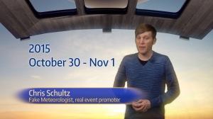 Fun Forecast 2015 Oct 30 - Nov 1