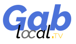 Gab Local Single Logo