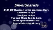 Silverbackks Silver Sparkle