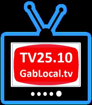 TV25-10 GabLocal Logo